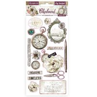 Stamperia Chipboard cm 15x30 - Journal