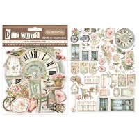 Stamperia Die cuts assorted - House of Roses