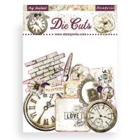 Stamperia Die cuts assorted - Journal