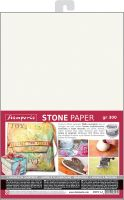 Stamperia Stone Paper - Washable - A3 - 300 Gr.