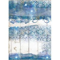 Stamperia A4 Rice paper packed - Romantic Sea Dream texture