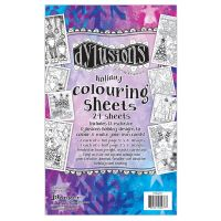 Ranger Dyan Reaveley's Dylusions Coloring Sheets 5