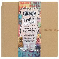 Ranger Dylusions Dyan Reaveley's Square 8x8 Creative Journal