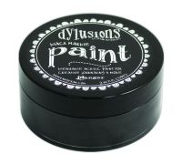 Ranger Dyan Reaveley's Dylusions Paint 2oz - Black Marble