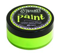 Ranger Dyan Reaveley's Dylusions Paint 2oz - Fresh Lime