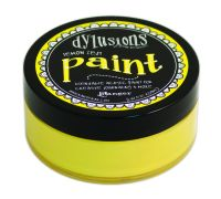 Ranger Dyan Reaveley's Dylusions Paint 2oz - Lemon Zest