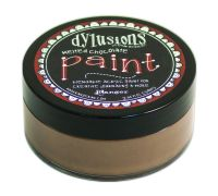 Ranger Dyan Reaveley's Dylusions Paint 2oz - Melted Chocolate