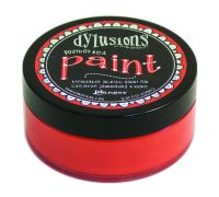 Ranger Dyan Reaveley's Dylusions Paint 2oz - Postbox Red