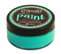 Ranger Dyan Reaveley's Dylusions Paint 2oz - Calypso Teal