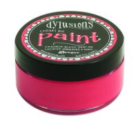 Ranger Dyan Reaveley's Dylusions Paint 2oz - Cherry Pie