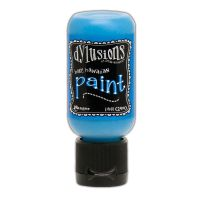 Ranger Dyan Reaveley''s Dylusions Paint 1oz - Blue Hawaiian