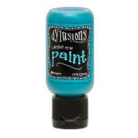 Ranger Dyan Reaveley''s Dylusions Paint 1oz - Calypso Teal