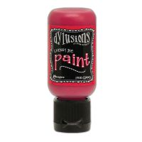 Ranger Dyan Reaveley''s Dylusions Paint 1oz - Cherry Pie