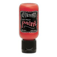 Ranger Dyan Reaveley''s Dylusions Paint 1oz - Fiery Sunset