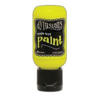 Ranger Dyan Reaveley''s Dylusions Paint 1oz - Lemon Drop