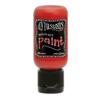 Ranger Dyan Reaveley''s Dylusions Paint 1oz - Postbox Red