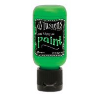 Ranger Dyan Reaveley''s Dylusions Paint 1oz - Sour Appletini