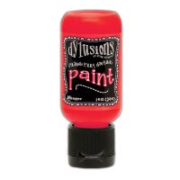 Ranger Dyan Reaveley''s Dylusions Paint 1oz - Strawberry Daiquiri