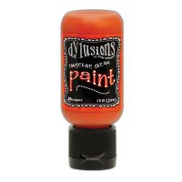 Ranger Dyan Reaveley''s Dylusions Paint 1oz - Tangerine Dream