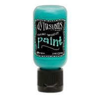 Ranger Dyan Reaveley''s Dylusions Paint 1oz - Vibrant Turquoise