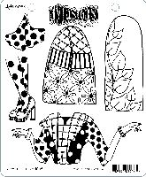 Ranger Dyan Reaveley''s Dylusions Stamp Collection - Paper Doll
