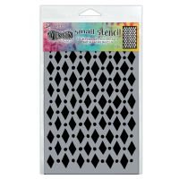 Ranger Dyan Reaveley''s Dylusions Stencil - Court Jester, Small