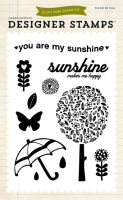 Echo Park You are my Sunshine - Spring (4x6 Stamp)
