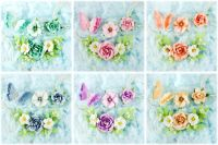 Prima Marketing Esperanza Flower Bundle (All 6 colors)