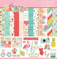 PhotoPlay For the Love of Summer 12x12 Collection Pack