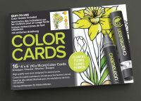 Chameleon Flowers Color Cards