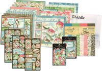 Graphic 45 Bird Watcher 12x12 I Want It All Bundle (does not include 8x8)