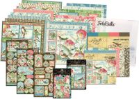 Graphic 45 Bird Watcher 12x12 & 8x8 I REALLY Want It All Bundle