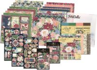 Graphic 45 Blossom 12x12 & 8x8 I REALLY Want It All Bundle