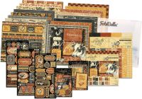 Graphic 45 Farmhouse 12x12 & 8x8 I REALLY Want It All Bundle