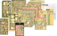 Graphic 45 Garden Goddess 12x12 & 8x8 I REALLY Want It All Bundle