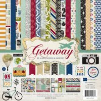 Echo Park Getaway 12x12 Collection Kit