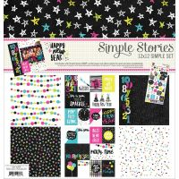 Simple Stories Happy New Year Simple Sets Collection Kit 12