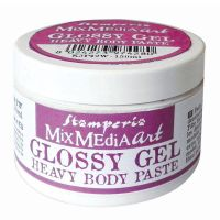Stamperia Glossy Gel 150 ml.