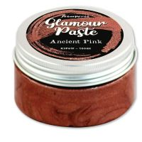 Stamperia Glamour Paste 100 ml. - Ancient Pink