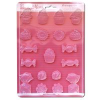 Stamperia Soft maxi Mould  - Sweets