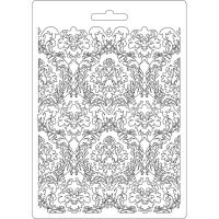Stamperia Soft Mould A5 size Damask