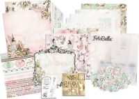 KaiserCraft Fairy Garden Scrapbooking Bundle