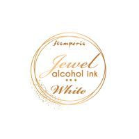 Stamperia Jewel Alcohol Ink 20 ml White
