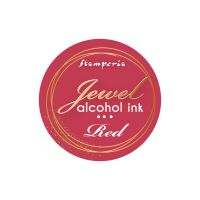 Stamperia Jewel Alcohol Ink 20 ml Red
