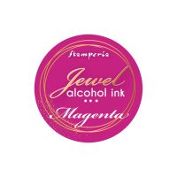 Stamperia Jewel Alcohol Ink 20 ml Magenta