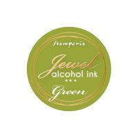 Stamperia Jewel Alcohol Ink 20 ml Green