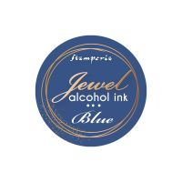 Stamperia Jewel Alcohol Ink 20 ml Blue