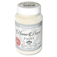 Stamperia Home Deco Soft Color 110ml - White