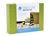 Silhouette America Fabric Ink Starter Kit