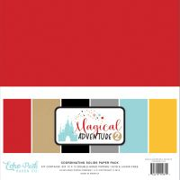 Echo Park Magical Adventure 2 Solids Kit